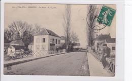 Environs De Dijon  -  LONGVIC  *  Le Pont  -  CPA En Très Bon état - Zonder Classificatie