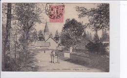 Environs De Dijon  -  LONGVIC  *  L'Église  -  CPA En Très Bon état - Zonder Classificatie