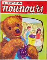 Le Journal De Nounours.bonne Nuit Les Petits. Numéro 32 Octobre 1967. - Other