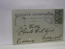 CAMUCIA  -- CORTONA   ---  AREZZO  --   GIACINTO SCARPACCINI - Arezzo