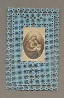 IMAGE PIEUSE/ CANIVET/ DENTELLE.. SACRE COEUR De MARIE - Images Religieuses