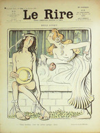 "REVUE ""LE RIRE""-1905-106-FLORES BURRET HUARD CARLEGLE METIVET AVELOT - 1900 - 1949"