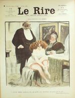 """REVUE """"LE RIRE""""-1905-111-LOSQUES ROUBILLE CARLEGLE GUILLAUME HUARD BARCET - 1900 - 1949"""