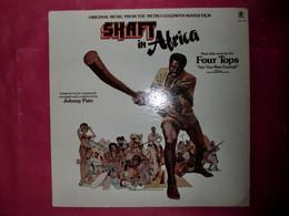LP33 N°8837 - SHAFT IN AFRICA - FOUR TOPS - ABCX 793 - B.O.F. BANDE ORIGINALE FILM - MADE USA - Soul - R&B