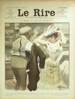 "REVUE ""LE RIRE""-1905-118-TESTEVUIDE PLUMET LEANDRE CARLEGLE LOSQUES - 1900 - 1949"