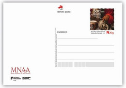 Portugal ** & Postal Stationary, 500 Years Of The Painting Of S. Jerónimo By Albrecht Dürer 2021 (3427) - Sonstige