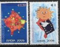 Kosovo 2006 N° 43/44 (mission De L'ONU) Neufs Europa L'intégration - 2006