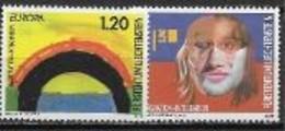 Liechtenstein 2006 N° 1341/1342 Neufs Europa L'intégration - 2006