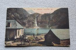 Cpa 1917, Luchon, Le Lac D'Oo, Haute Garonne 31 - Luchon