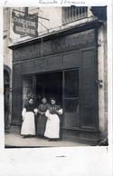 GRENADE -sur GARONNE: Charcuterie Et Boucherie FOURCADE,en 1911,très Bon état - Andere Gemeenten