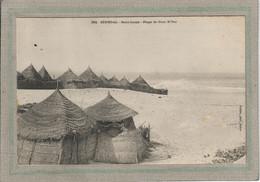 CPA - SAINT-LOUIS (Sénégal) - Aspect De La Plage De Guet N'Dar En 1900 - Senegal