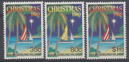 ISOLE COCOS KEELING - 1995 - NATALE NUOVO - Cocos (Keeling) Islands