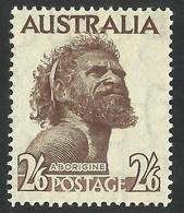 AUSTRALIA--1952 ABORIGINE  --MLH - Mint Stamps