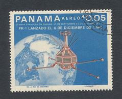 SATELLITE FR-1 - Panama