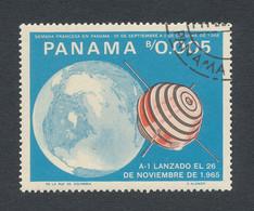 SATELLITE A-1 - Panama