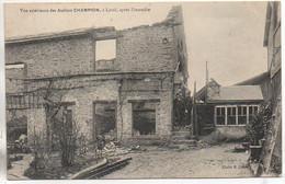 53 LAVAL Vue Extérieure Des Ateliers Champion ,après L'incendie (2) - Laval