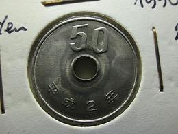 Japan 50 Yen Year 2 - Japan