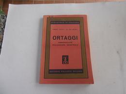 Ortaggi - A. De Mori - Edizioni Economiche