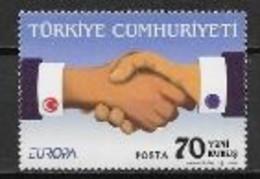 Turquie 2006 N° 3636 Neufs Europa L'intégration - 2006