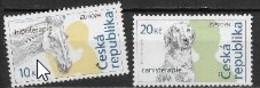 Tchéquie 2006 N° 433/434 Neufs Europa L'intégration - 2006