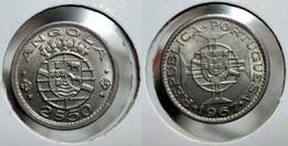 ANGOLA 2$50 1967 Km#77 BU (G#05-12.01) - Angola