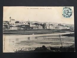 DOUARNENEZ - Panorama - La Rivière - Douarnenez