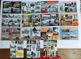 "AMIENS  80  Lot De 15 Cartes "" Multivues "" - Amiens"