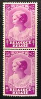 Belgique 1937 Cob 465 MNH** (198) - Neufs