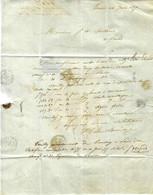 """UNE FAMILLE DE BANQUIERS BARONS """"Seillière"""" De Lorient Morbihan  Hebert Besné Négociant => F.A.Seillière. Banquier Paris - 1800 – 1899"""