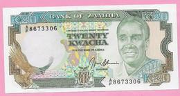 20 KWACHA UNC - Zambia