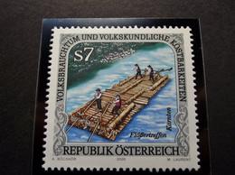 Osterreich - Austriche - Austria - 2000 - N° 2325 - Postfrisch MNH -  Volksbrauchtum Und Volkskundliche Kostbarkeiten - 1991-00 Nuevos & Fijasellos