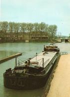 """Toul - Le Port. - Barge  """"Galiote""""  / Non Circulé - Toul"""