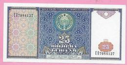 25 SUM Ouzbékistan 1994 UNC - Uzbekistan