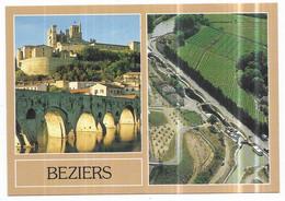 Béziers Les Neuf écluses Et St-Nazaire - Beziers