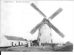 GRAND-LEEZ  Moulin Defrenne Depuis 1830 - Gembloux
