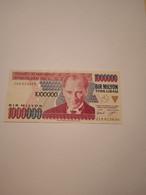 TURCHIA-P209 1000000L1995 QUNC - Turkey