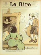 """REVUE """"LE RIRE""""-1906-182-PREJELAN BALLURIAU POULBOT VILLEMOT AVELOT BARCE - 1900 - 1949"""