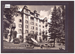 GRÖSSE 10x15 - DISENTIS - HOTEL DISENTISERHOF - TB - GR Grisons