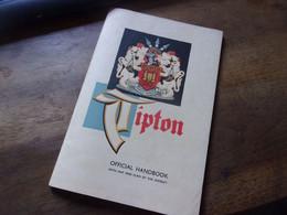 GUIDE BOOK TIPTON OFFICIAL HANDBOOK MAP PLAN - Europa