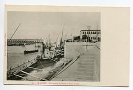 EGYPTE 007 LE CAIRE No 75 Ouverture Du Pont De KASR El NIL Port  -  1900  Dos Non Divisé Bergeret - El Cairo