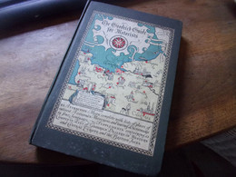 THE GOODRICH GUIDE FOR MOTORISTS  MAPS  1930 MOTORING EUROPE - Europa