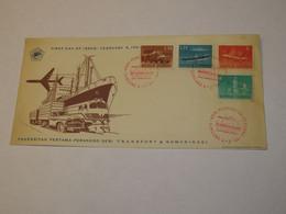 Indonesia FDC 1964 - Indonesia