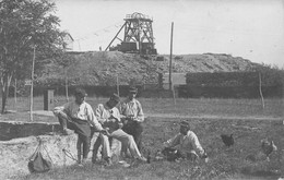 Carte Photo Puits De Mine Mines A Situer - To Identify