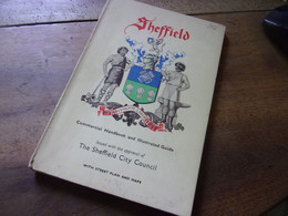 SHEFFIELD COMMERCIAL HANDBOOK AND ILLUSTRATED GUIDE - Europa