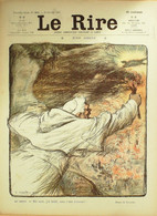 "REVUE ""LE RIRE""-1907-211-IGNIS ARDENS-FLORES CARLEGLE RADIGUET LEANDRE BURRET - 1900 - 1949"