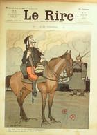 """REVUE """"LE RIRE""""-1907-244-ROUBILLE BAC CARLEGLE MARTIN PORTALEZ PLUMET - 1900 - 1949"""
