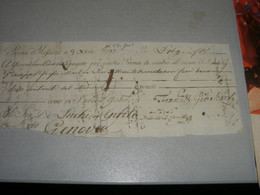 CAMBIALE 1797 - Lettres De Change