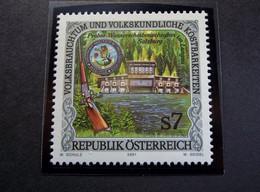 Osterreich - Austriche - Austria - 2001 - 2351 -  Postfrisch - MNH -   Volksbrauchtum Und Volkskundliche Kostbarkeiten - 2001-10 Nuevos & Fijasellos