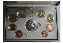 Vaticano Monetazione In Euro 2006 F.S.con D'argento (Vatikan Silver) - Vatican