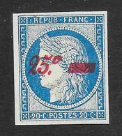 FRANCE 1849/1850 YT 8A** - COPIE/FAUX - 1876-1878 Sage (Type I)